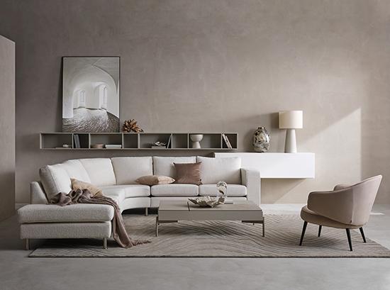 Indivi white sofa sydney